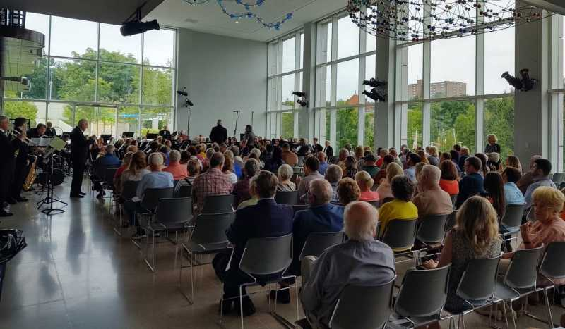 2019 Knoxville Museum of Art concert
