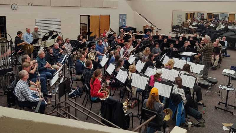 A January 2020 Rehearsal