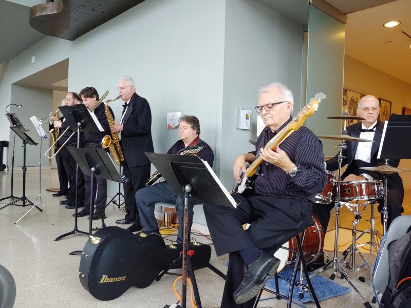 Jazz at Knoxville Museum of Art, 2019