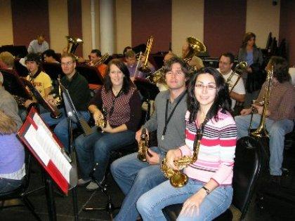 NYC Rehearsal Nov 2006