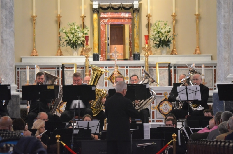 Cathedral Concert Series, Fall 2018
