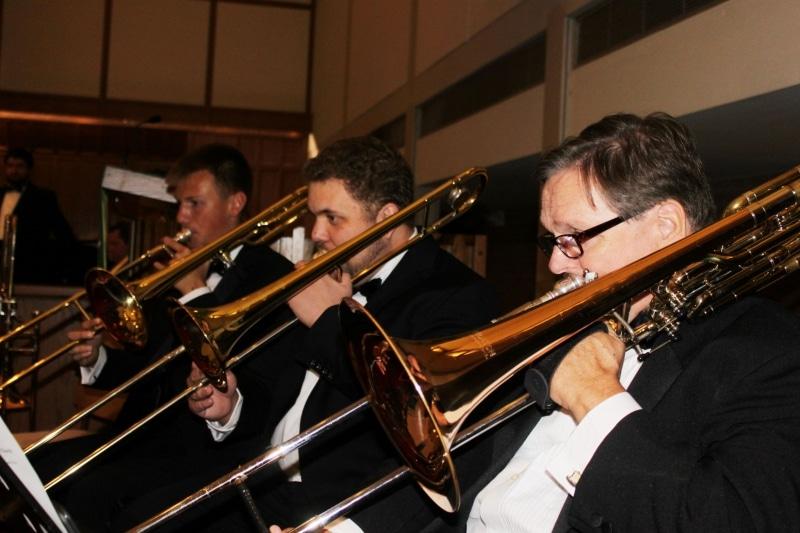Trombones at Concord UMC