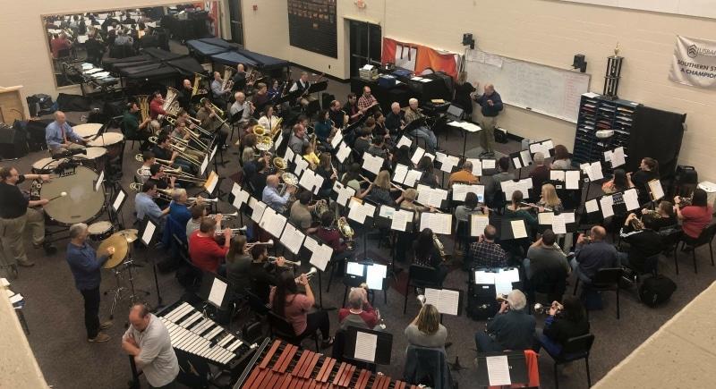 2019 Rehearsal