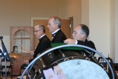 TWS at Percussion at St. Thomas, Nov. 2014
